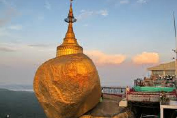 Day 2 : Yangon – Kyaikhtiyo Golden Rock (By Coach) (Meals: B/ L/ D)