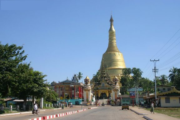Day 3 : Golden Rock – Bago – Yangon (By Coach) (Meals: B/ L/ D)