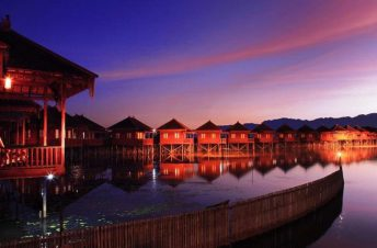 Inle Khaung Daing Village Resort