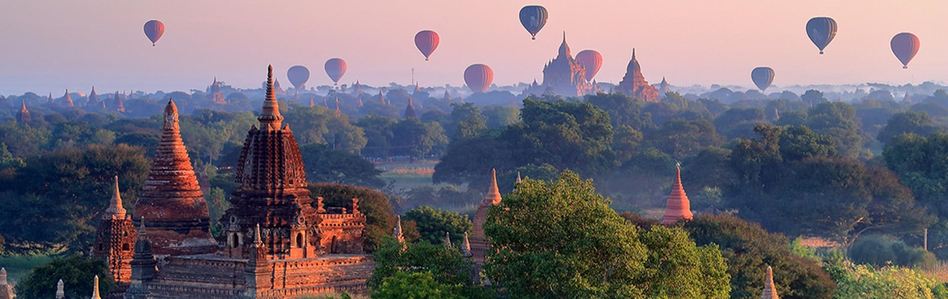Welcome to Golden Land Myanmar!