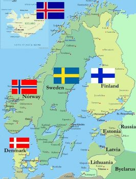 Highlights of Scandinavian 4 Countries Special Package